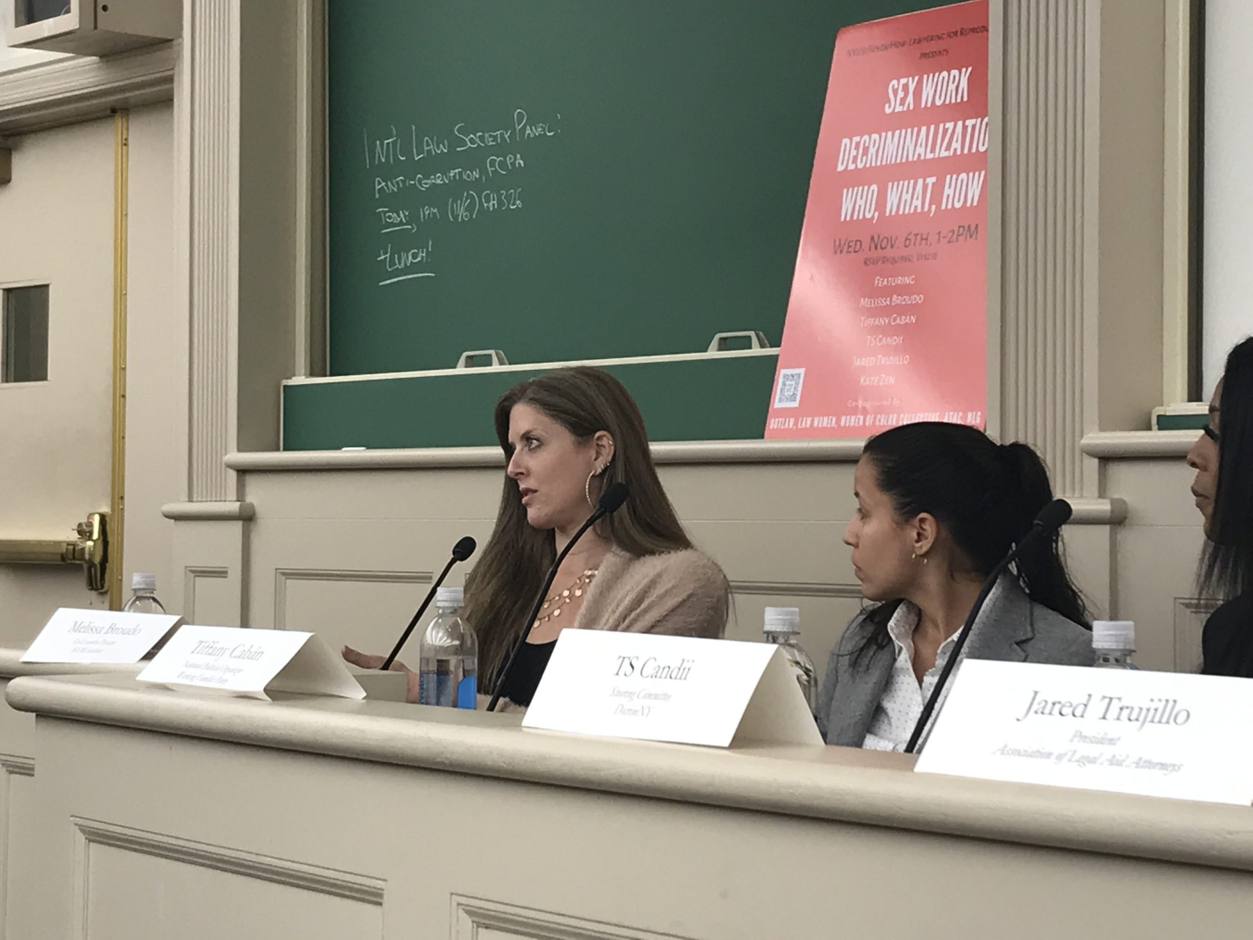 DSW Joins NYC Activists To Educate the Next Generation of Social-Justice Lawyers on Decriminalization