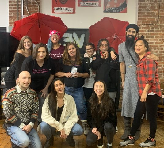 DSW Honors International Day To End Violence Against Sex Workers